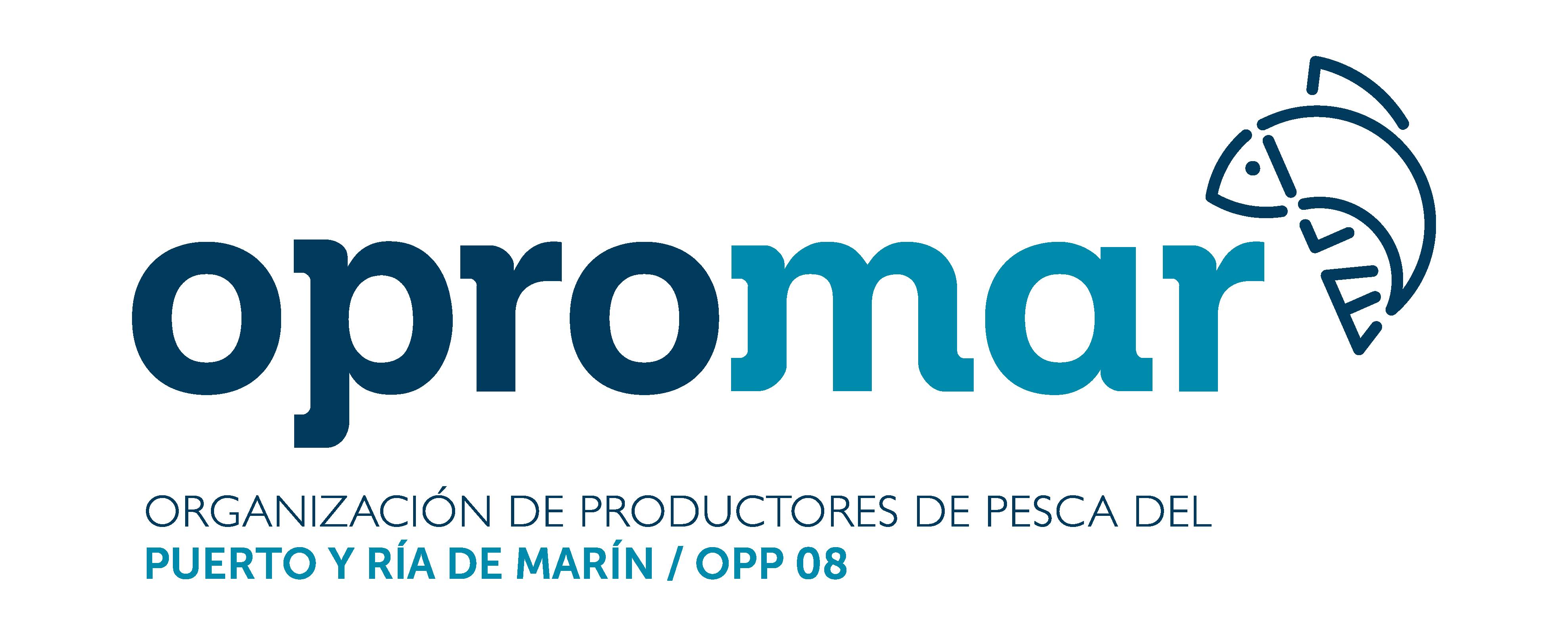 Organización de productores de pesca del puerto y ría de Marín