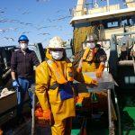 La vacunación de los tripulantes de las embarcaciones de altura se complica