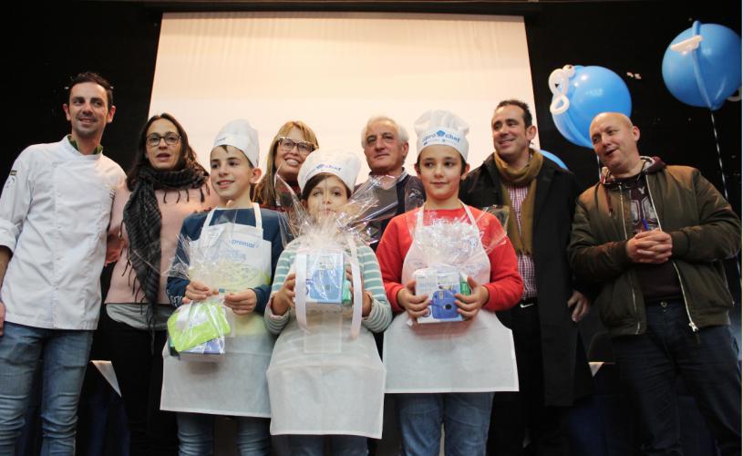 """Hamburguesas de pescado, tostas de Lirio y un """"tartar de Xurel"""" ganan la tercera edición de Oprochef"""