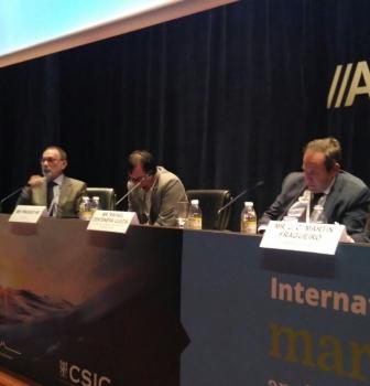 Opromar presente en la Conferencia internacional sobre avances en tecnologías marinas aplicadas a la reducción y gestión de descartes, MARTEC 18