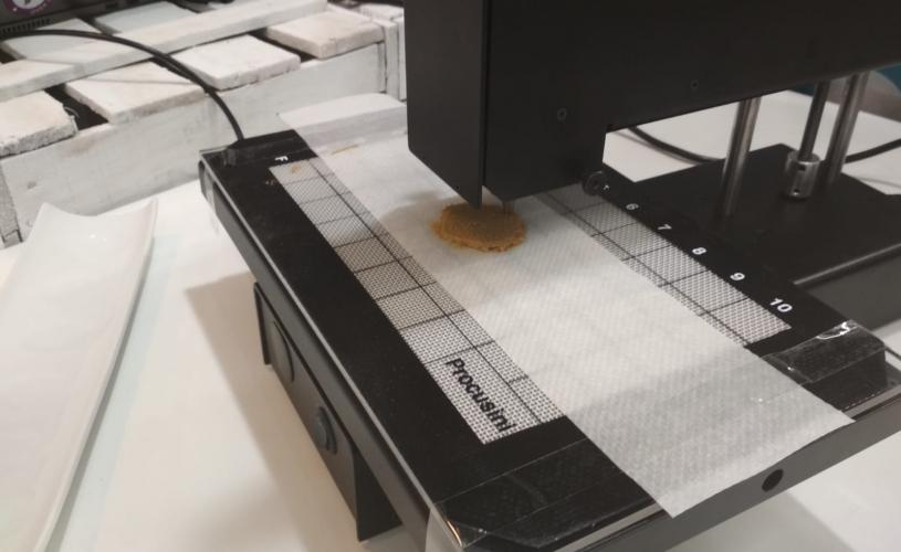 Opromar presenta elaboraciones 3D en la feria Conxemar