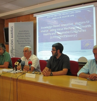Galicia coordinará un proyecto europeo que busca reducir los descartes y dar valor económico a estos productos