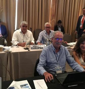 93 reunión de la Comisión Interamericana del Atún Tropical, CIAT en San Diego, California