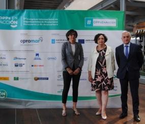 Vigo acogerá en septiembre el I Congreso Internacional de Organizaciones de Productores de Pesca y Acuicultura