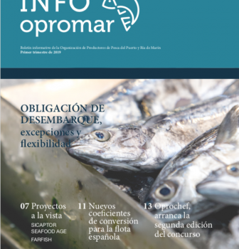 PRIMER BOLETÍN TRIMESTRAL DE OPROMAR