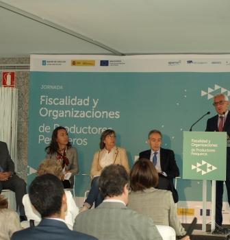 Jornada sobre Fiscalidad y Organizaciones de Productores Pesqueros