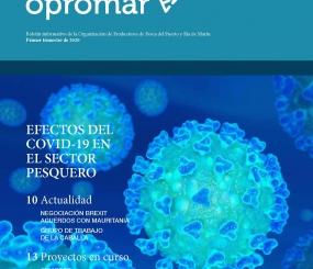 Publicación del Boletín Trimestral de OPROMAR