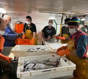 El Consejo de Ministros de Pesca se reunirá los próximos 15 y 16 de diciembre para aacordar los TAC y cuotas del próximo año