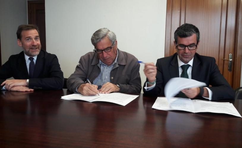 ABANCA Y LOS ARMADORES DE MARÍN RENUEVAN SU COLABORACIÓN CON UN NUEVO CONVENIO FINANCIERO PARA IMPULSAR PROYECTOS