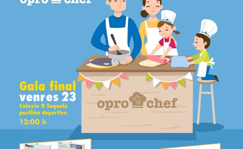 Arranca el concurso Oprochef