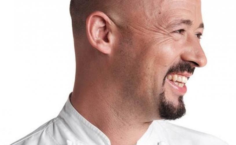 El Chef Iñaqui Bretal, miembro jurado en la segunda edición de Oprochef.