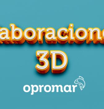 Elaboraciones 3D en Conxemar 2018