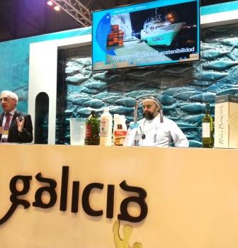 Opromar lleva un brunch marinero al Salón Gourmet de Madrid