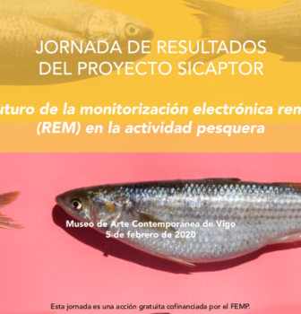 Jornada final del proyecto SICAPTOR. 5 de febrero en Vigo.